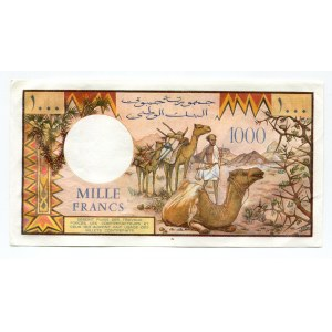 Djibouti 1000 Francs 1979 (ND)