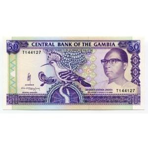 Gambia 50 Dalasis 1989 (ND)