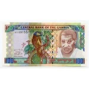 Gambia 100 Dalasis 2001 (ND)