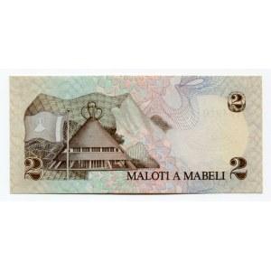 Lesotho 2 Maloti 1979