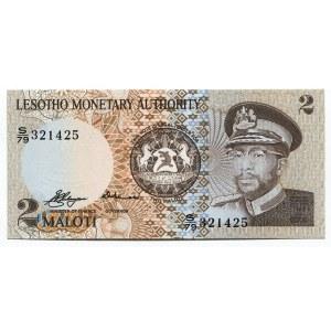Lesotho 2 Maloti 1979 (ND)