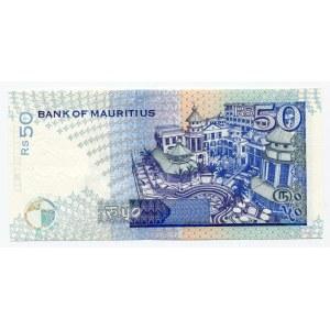Mauritius 50 Rupees 1998
