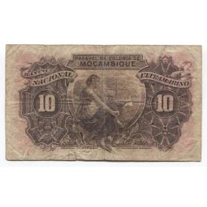 Mozambique 10 Escudos 1945