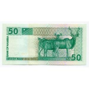 Namibia 50 Dollars 1993 (ND)