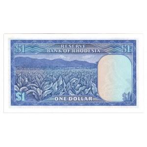 Rhodesia 1 Dollar 1979