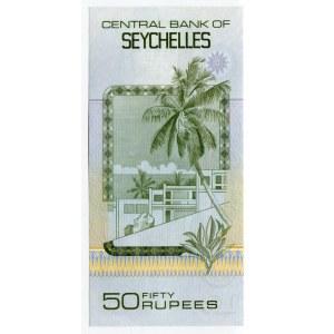 Seychelles 50 Rupees 1983