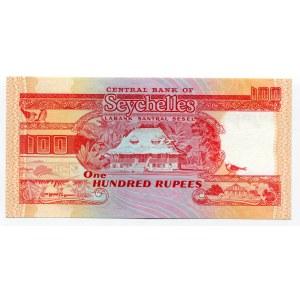 Seychelles 100 Rupees 1989