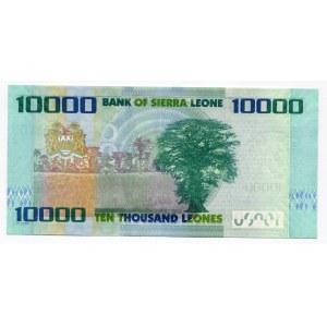 Sierra Leone 10000 Leones 2010