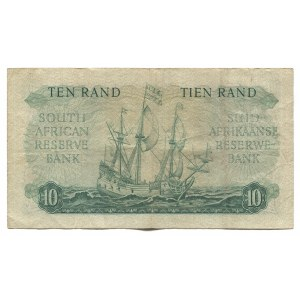 South Africa 10 Rand 1961