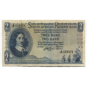 South Africa 2 Rand 1962