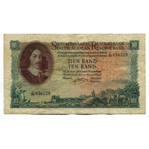 South Africa 10 Rand 1961 - 1965 (ND)