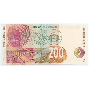 South Africa 200 Rand 1994 (ND)