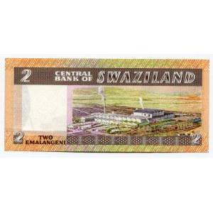 Swaziland 2 Emalangeni 1983
