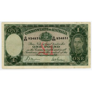Australia 1 Pound 1938