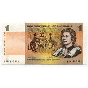 Australia 1 Dollar 1972