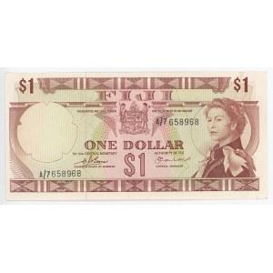 Fiji 1 Dollar 1974 (ND)