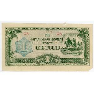 Oceania 1 Pound 1942