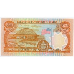 Samoa 20 Tala 2002