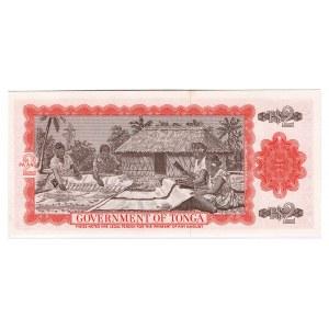 Tonga 2 Paanga 1974
