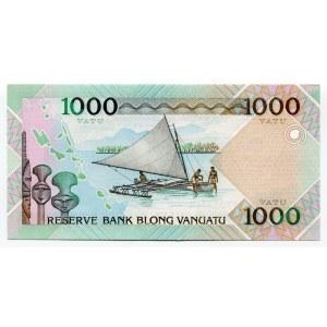 Vanuatu 1000 Vatu 2002 (ND)
