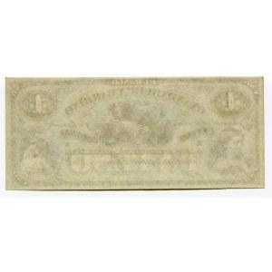 Argentina 1 Peso 1869