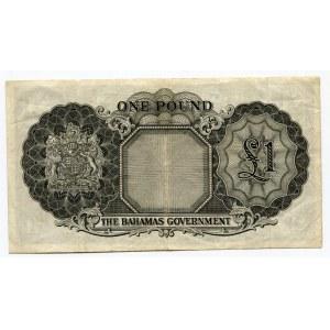 Bahamas 1 Pound 1953