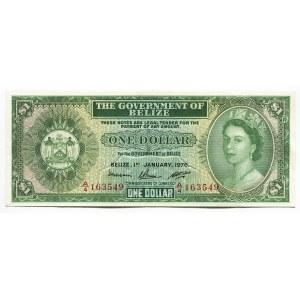 Belize 1 Dollar 1976