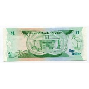 Belize 1 Dollar 1983