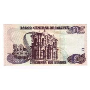 Bolivia 50 Bolivianos 2005
