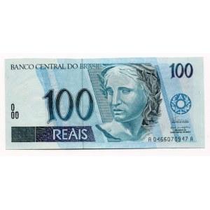 Brazil 100 Reais 1994