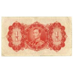 British Guiana 1 Dollar 1938