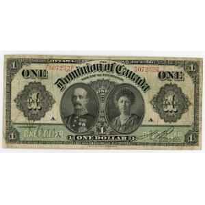 Canada 1 Dollar 1911