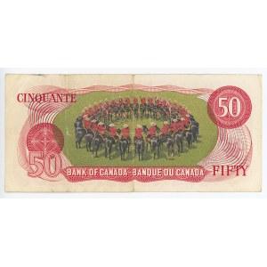 Canada 50 Dollars 1975
