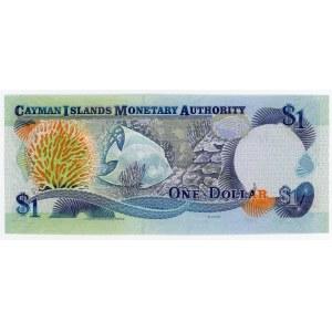 Cayman Islands 1 Dollar 1974 (ND)