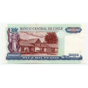 Chile 10000 Pesos 2006- 2008