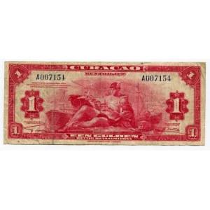 Curacao 1 Gulden 1942