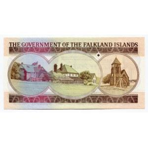 Falkland Islands 20 Pounds 1984