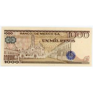 Mexico 1000 Pesos 1981