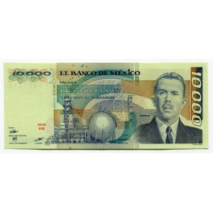 Mexico 10000 Pesos 1983