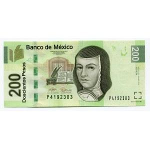 Mexico 200 Pesos 2008