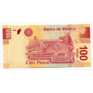 Mexico 100 Pesos 2009