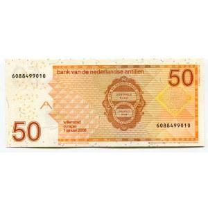 Netherlands Antilles 50 Gulden 2006