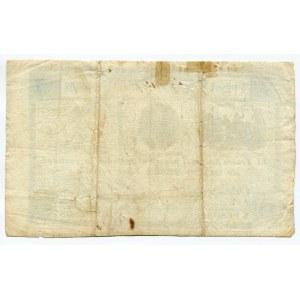 Paraguay 5 Pesos 1865
