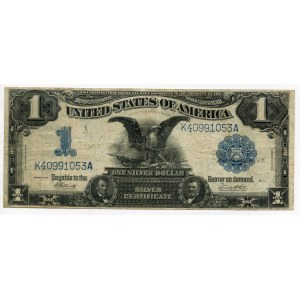 United States 1 Dollar 1899