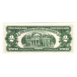 United States 2 Dollars 1963