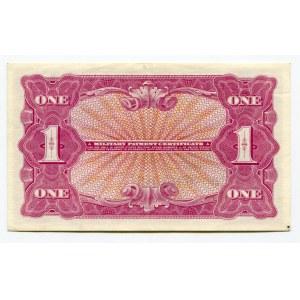 United States 1 Dollar 1965 (ND) MPC