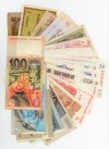 World Lot of 69 Banknotes 1921 - 1998