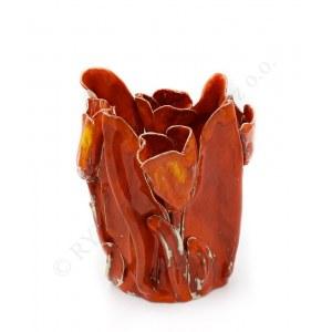 Krystyna Bącela, Wazon czerwone tulipany