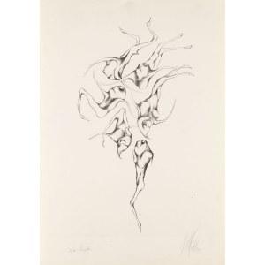 Bożena WAHL (ur. 1932), Bez tytułu, 1975