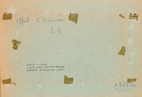 Krystyna BIENIEK (ur. 1930), Ilustracja do książki